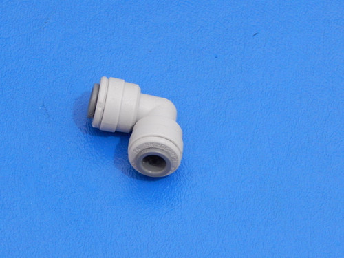"Frigidaire SxS Refrigerator FRS20ZRGW8 1/4"" Water Line Fitting Elbow 218518700"