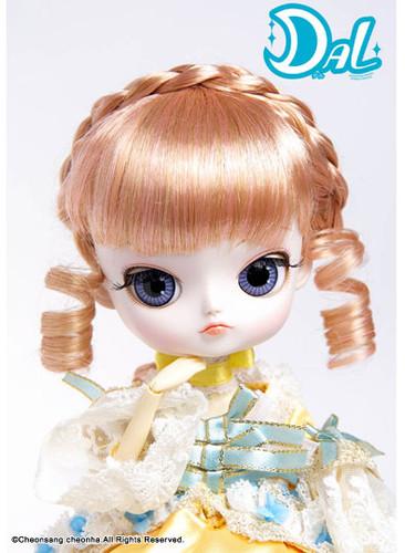 Sample doll / Charlotte