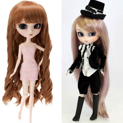 My Select Pullip Merl Body&Black Peace Now-Giovanni set(P174O803)