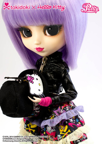 tokidoki x Hello Kitty x Pullip - Violetta - **Standard Version