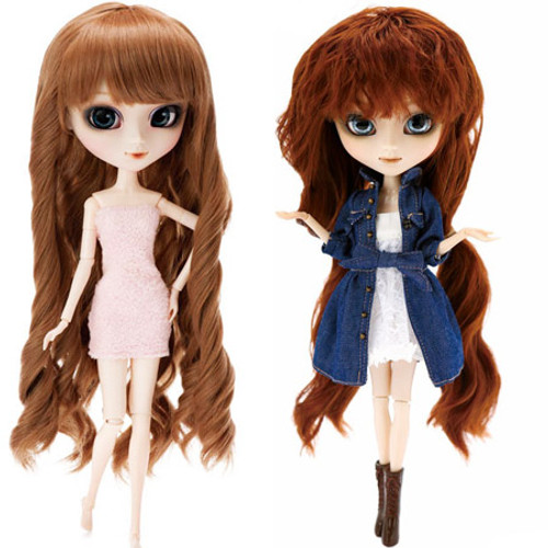 My Select Pullip Merl Body&Holiday Picnic One-Piece Set(P-174,O818)