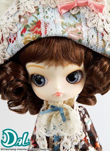 Sample doll / Satti