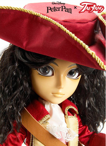 Sample doll / Captain Hook