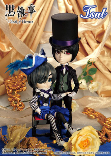 GS favorite:Black Butler-Sebastian&Ciel Set   (250,933)