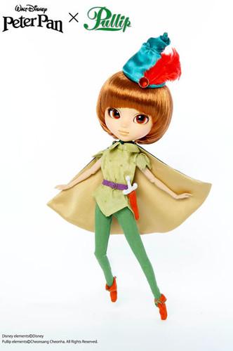 Sample doll / Peter Pan