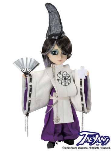 Sample doll / Maguna