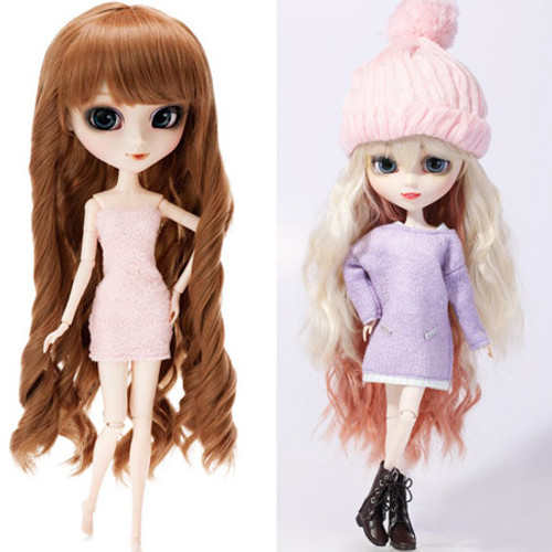 My Select Pullip Merl Body&Knit One-piece Dress Lilac Version Set(P174,O820)