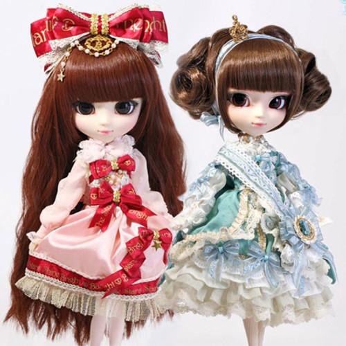 GS favorite:Favorite Ribbon &La robe vert clair  (P113&P114)
