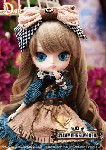 Dal *Alice in STEAMPUNK WORLD