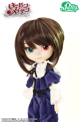 Sample doll / ROZEN MAIDEN SOUSEISEKI