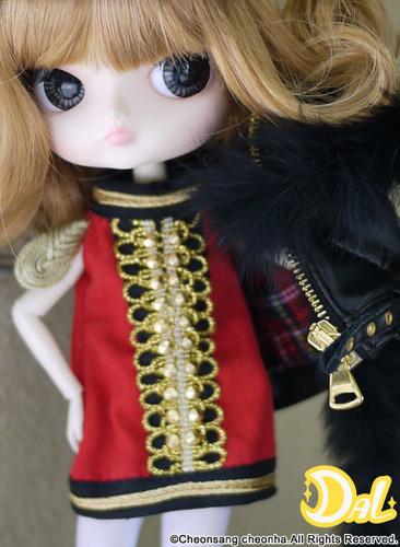 Sample doll / Hello Little Girl