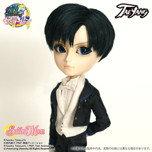 Sample doll / Tuxedo Mask