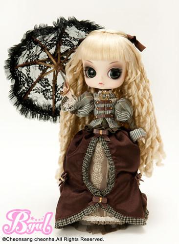 Sample doll / Leroy