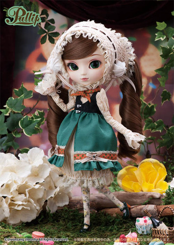 Sample doll /  Gretel