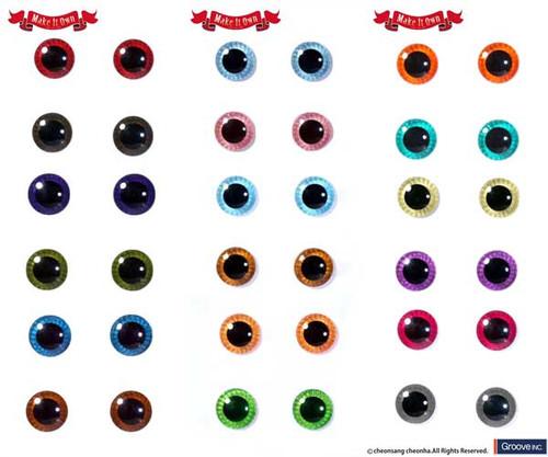 GS favorite:All Eyechip set
