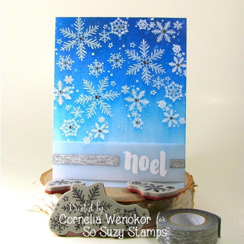 Snowflakes by Olesya Sm.