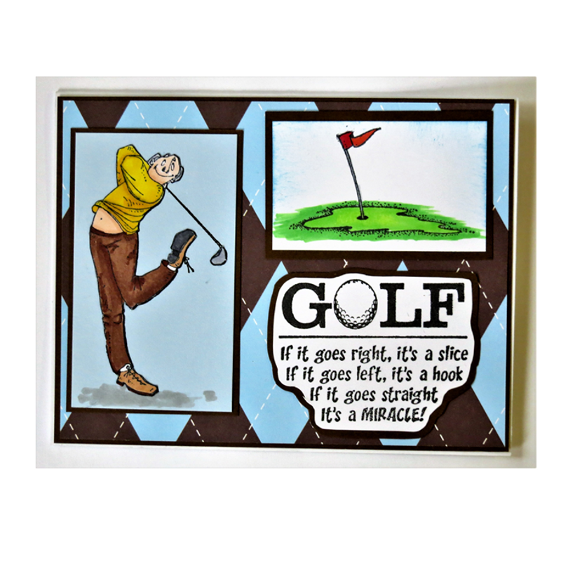 Golfer Miracle