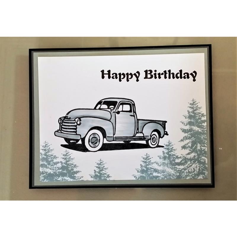 Pickup Birthday