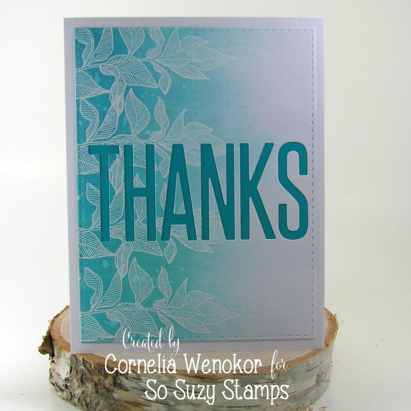 Cornelia's Leafy Thank You