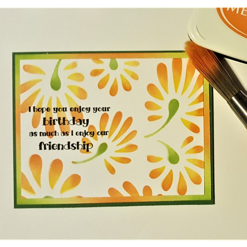 Birthday Friendship Card