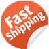 Fast Shipping & Delivery