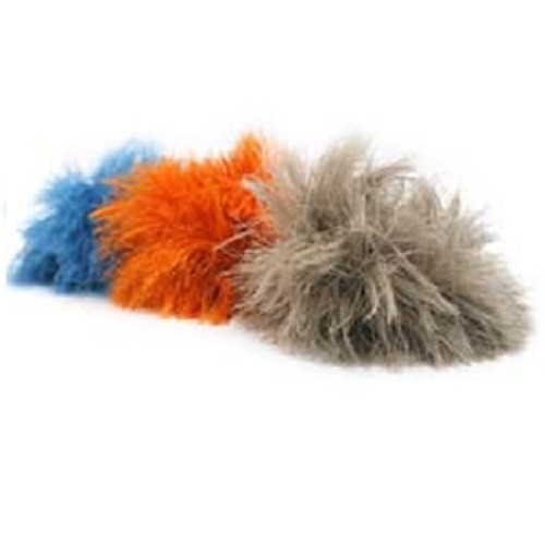 La Furla looks and feels like real fur but it is not. This yarn from Trendsetter Yarns has so many great uses..a great shrug, shawl or just a fabulous faux fur edge.