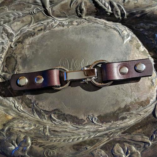 Jul Designs Cordoba Latch Leather Closure(Truffle)