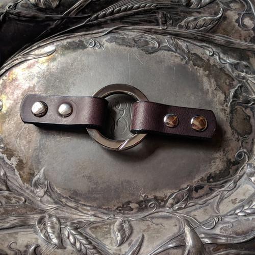 Jul Designs Cordoba Ring Leather Closure(Truffle)