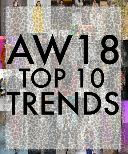 AW18 Top 10 Trends
