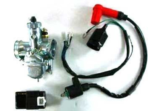 22mm carb, coil, cdi, harness