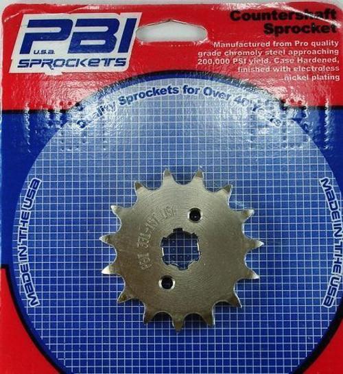 PBI PIT BIKE COUNTER SPROCKET 428 15