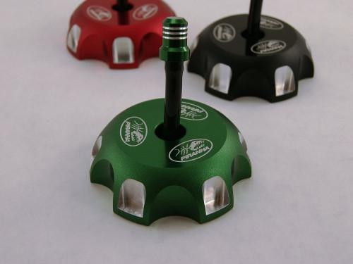 Gas Cap GREEN CRF50 KLX110