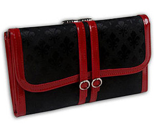 Hell's Belles Black Mambo Wallet