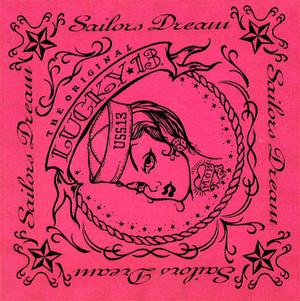 Lucky 13 Sailor's Dream Bandana