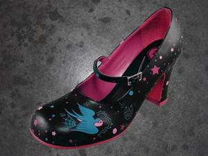 T.U.K. A7454L Tattoo Shoe