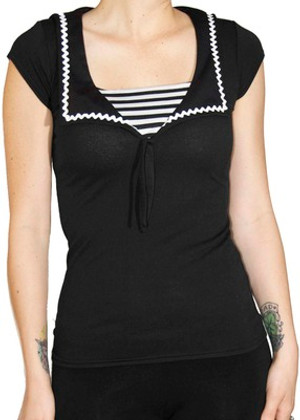 Steady Clothing Savvy Sailor Top