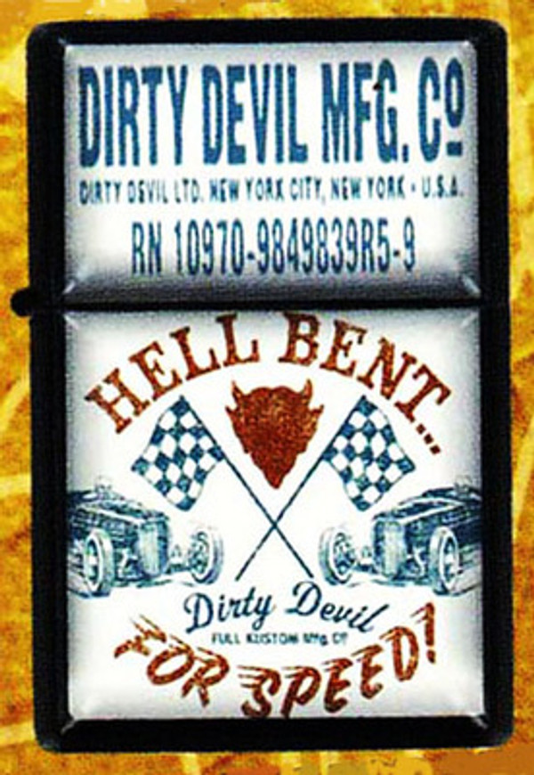 Dirty Devil Hellbent For Speed