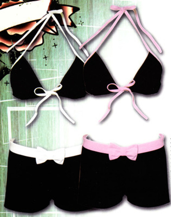 Lucky 13 Barbie Bakini