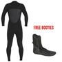 Drylock 4mm Wetsuit Deal   Bonus Free Booties   Xcel Wetsuits