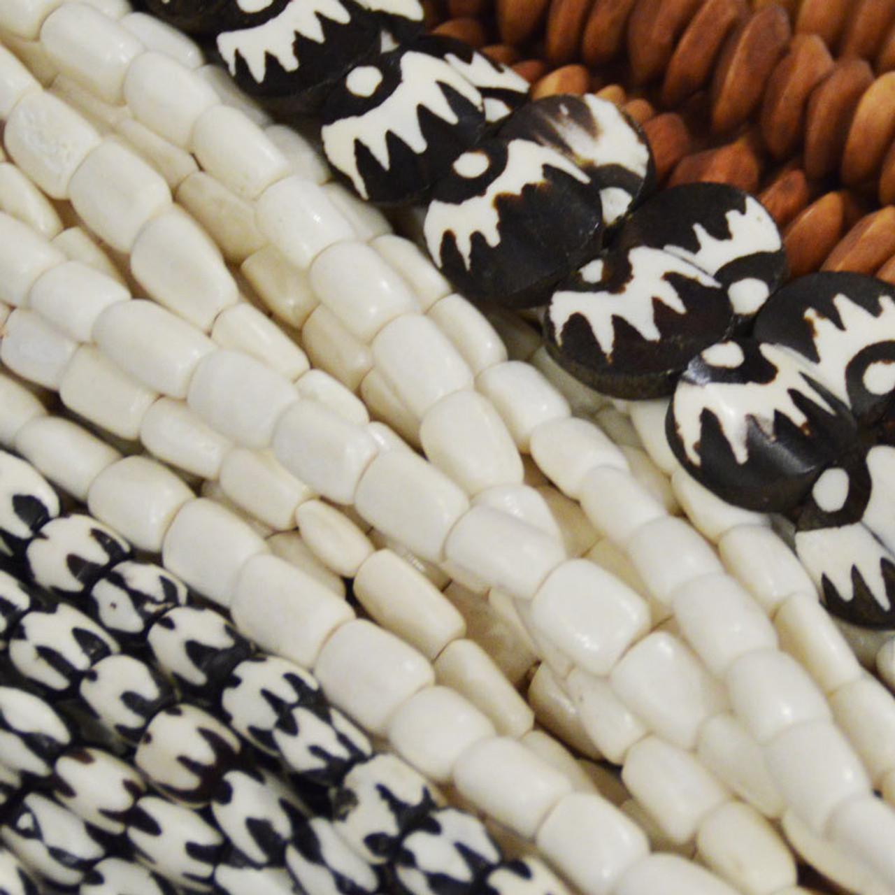 Shop By Material Bone Beads Rexbeads