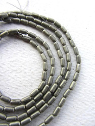 Silver Spacer Beads (3x4mm)