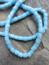Sky Blue Gooseberry Beads