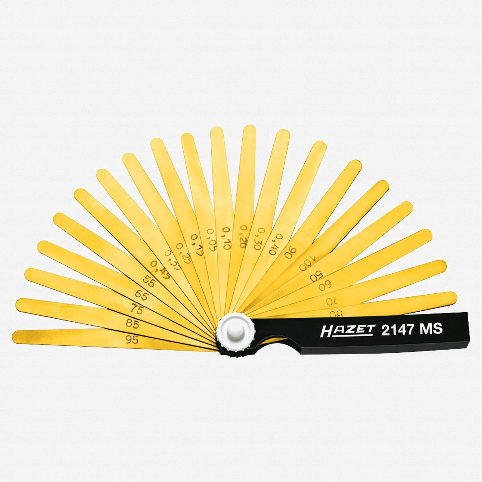 Hazet 2147MS Feeler gauge