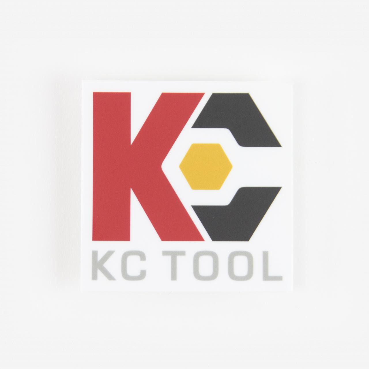 KC Tool Sticker  - KC Tool