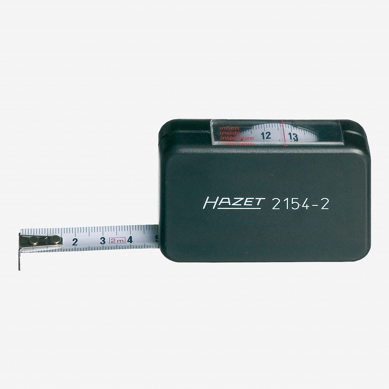 Hazet 2154-2 Measuring tape 2m - KC Tool