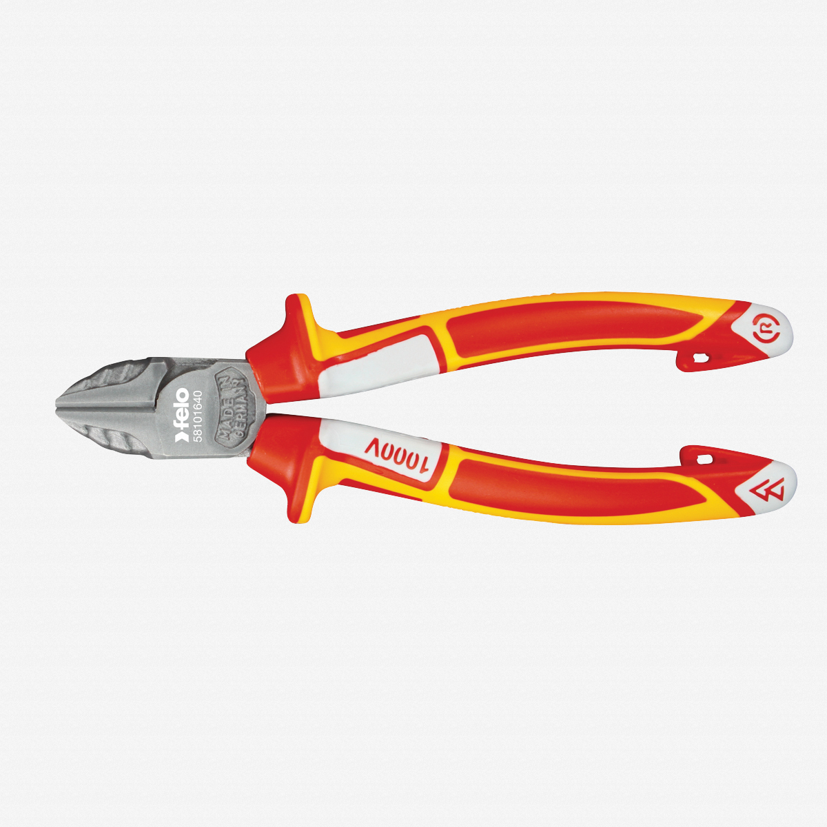 "Felo 63795 6.25"" Diagonal Cutters VDE - KC Tool"