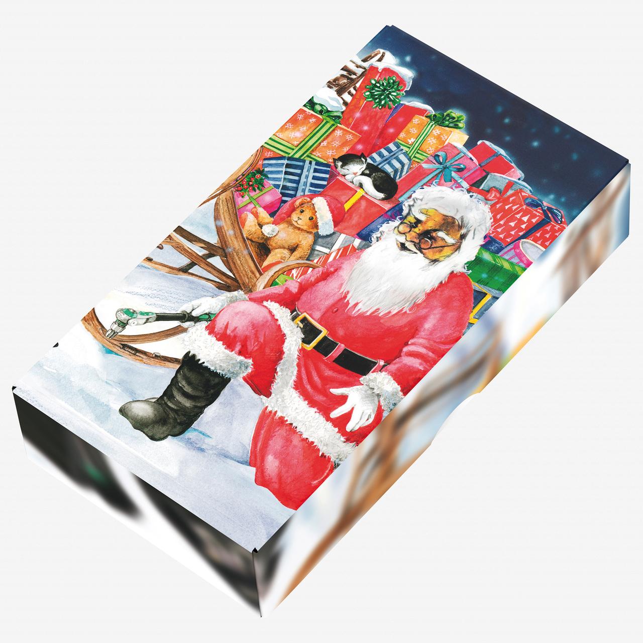 Wera 135977 Kraftform Kompakt Christmas - KC Tool