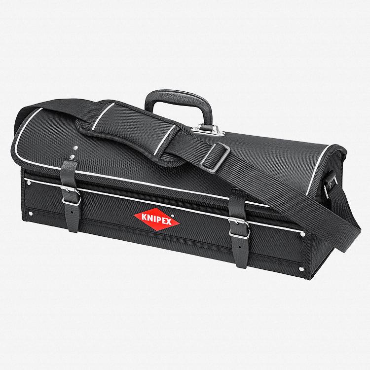 Knipex 00-21-07-LE Traditional Tool Bag - KC Tool