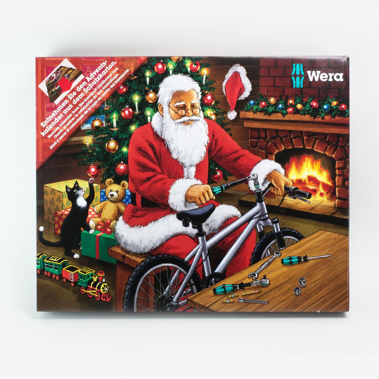 Wera Advent Calendar 2018 - KC Tool