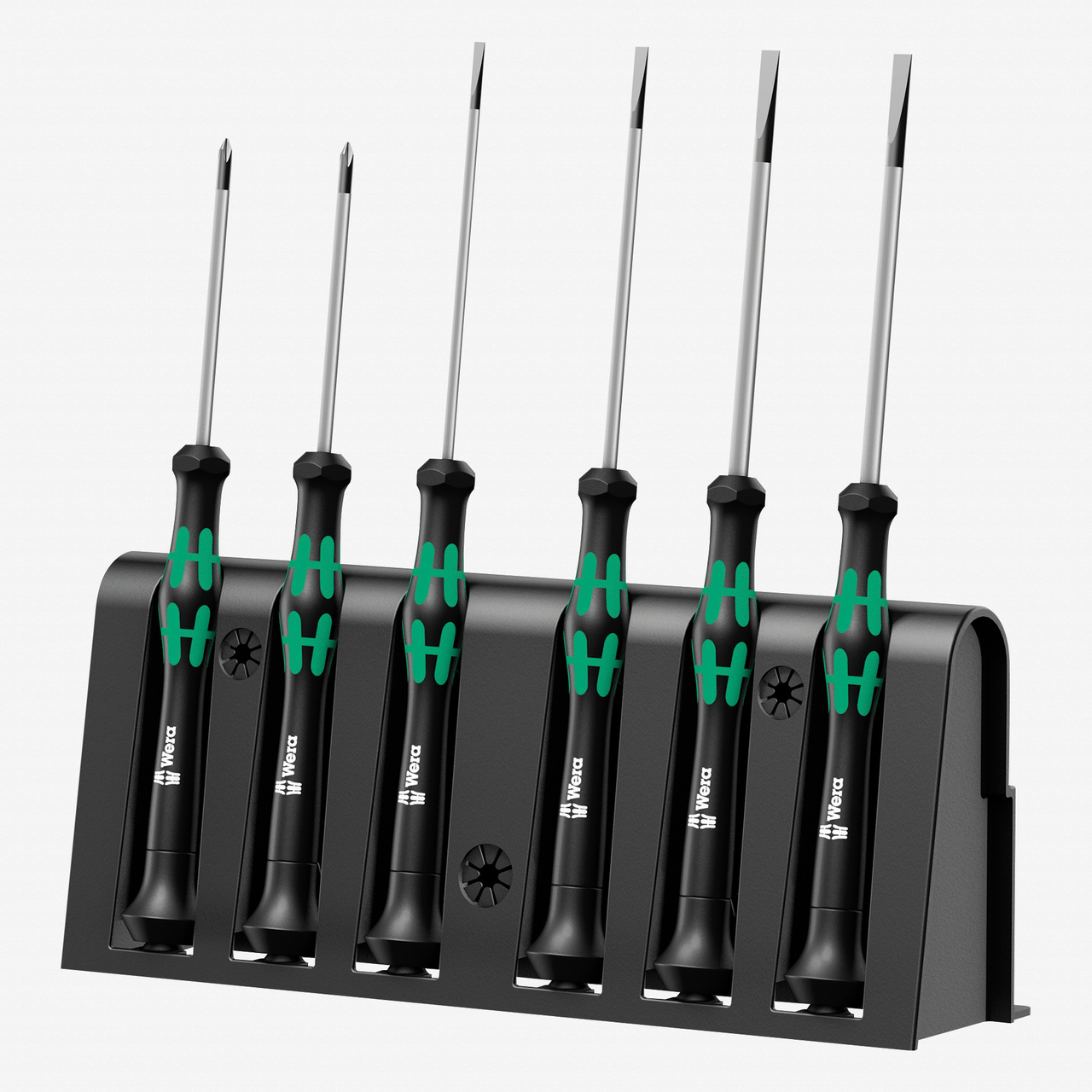 wera tools 118150 kraftform micro slotted phillips. Black Bedroom Furniture Sets. Home Design Ideas
